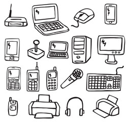 Icons - Electronics 3