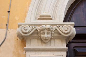 capitello barocco