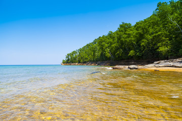 Upper Peninsula (Pictured Rock National Lake Shore) - Michigan,
