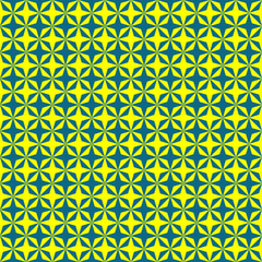 Fifties Geometric Pattern