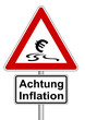 Achtung Euroinflation