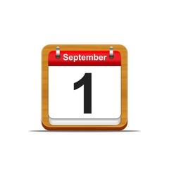 September 1.