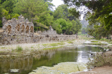 The Ruins of Olympos@Antalya
