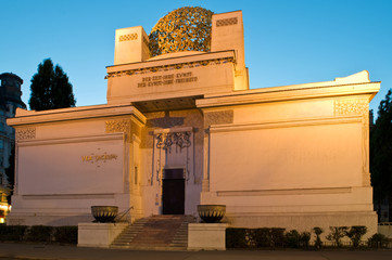 Secession Building Vienna