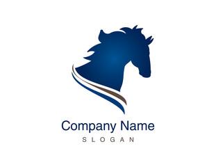 Horse head design