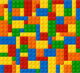 Colorful Blocks Background