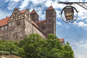 Castle Quedlinburg