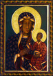 Vienna - Icon of black Madonna