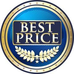 Best Price Blue Medal