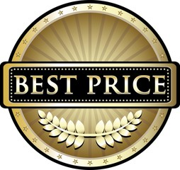 Best Price Gold Medal