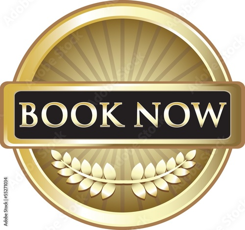 Book Now Gold Medal