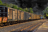 Naklejka Thailand Railway