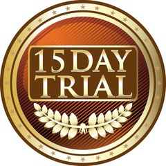 Fifteen Day Trial Gold Medal