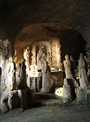 Rock-hewn Church, Pizzo Calabro, South Italy