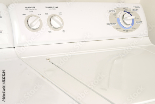 washing machine or washer and dryer
