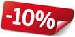 sticker rot -10%
