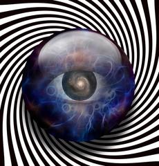 Eye Galaxy Spiral