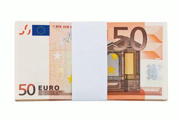 10 x 50 Euro