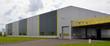Leinwandbild Motiv Industrieanlage // modern industry unit