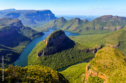 Fotobehang Canyon Blyde River Canyon
