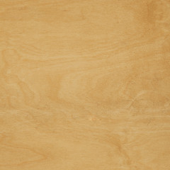 Sheet of wood