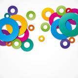 fond abstrait design