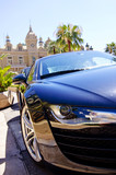 Concept of wealth, sports car in Monaco - 55289059