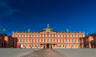 Schloss Rastatt in Baden-Wurttemberg - Germany