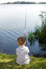 Kleiner Angler
