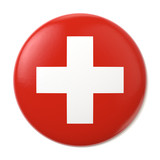 Switzerland Pin-back