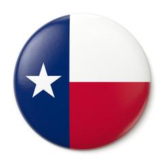 Texas Pin-back