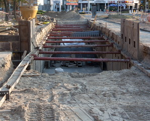 Construction Of Underground Infrastructure