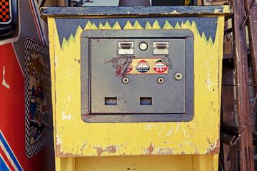 Arcade Detail