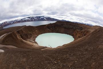 Cratere Viti Islanda