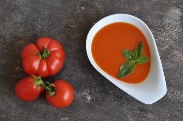 Tomatensuppe