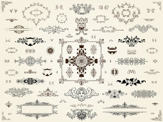 Ornament design elements