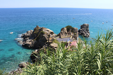 Mediterranean Sea, South Italy, Calabria