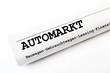 Automarkt Zeitung