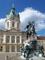 Berlin Schloss Charlottenburg Palace Germany