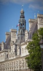 Hôtel de ville de Paris en 2013