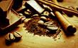 Coffee, cinnamon and chocolate