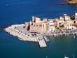 Il castello di Castellammare del Golfo