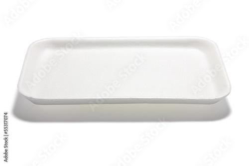 Styrofoam Tray