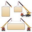 Vector Construction Machines Set 6