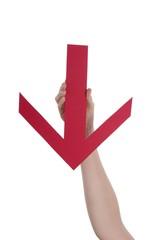 A Downstreaming Arrow