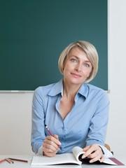 Lehrerin an der Grundschule