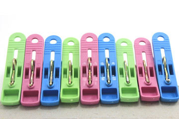clothes pin colors with Path