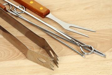 bbq utensils