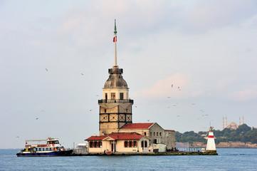 Maiden's Tower- Kizkulesi-Leandre Tower