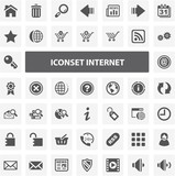 Website Iconset - Internet 44 Basic Icons